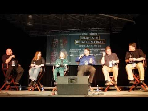 Horror Panel Discussion at Phoenix Film Festival 2013