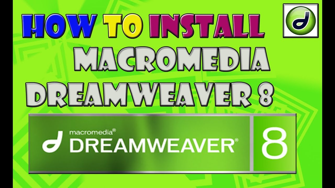 Macromedia dreamweaver latest version with crack
