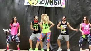 Deorro - Bailar feat. Elvis Crespo Zumba  Choreo By ZIN Yeniffer Campos