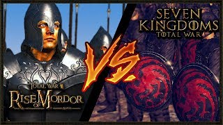 What's Better Game Of Thrones Or Lord Of The Rings? Total War: Rise Of Mordor