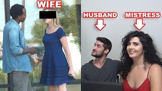 Girlfriend Test Husband's Wife! | To Catch a Cheater
