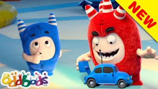 Toy Stories | Oddbods | NUOVO | Cartoni Animati Divertenti per Bambini