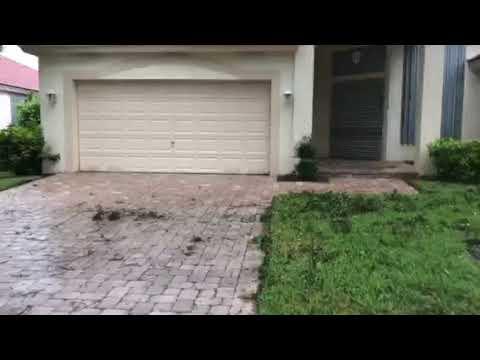 Hurricane Irma - noon on Saturday in Davie