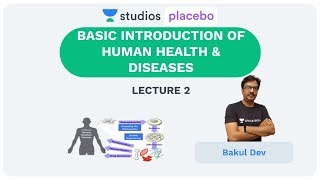 L1: Basic Introduction | Human Health and Disease (Pre-Medical-NEET/AIIMS) | Bakul Dev