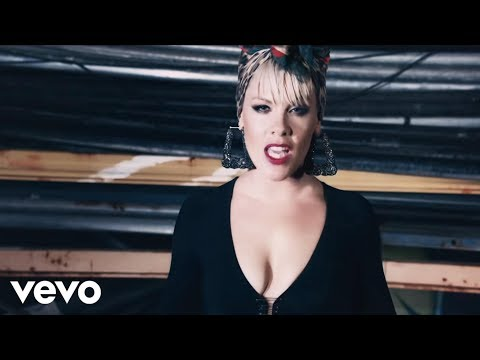 P!nk - Secrets (Official Video)