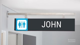 Here's where all those bizarre names for restrooms come from