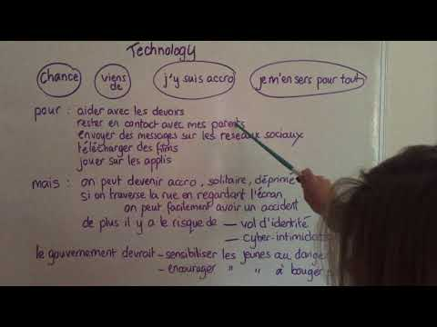 French GCSE technology
