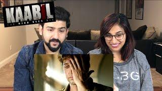 Kaabil Official Trailer Reaction | Hritik Roshan, Yami Gautam |