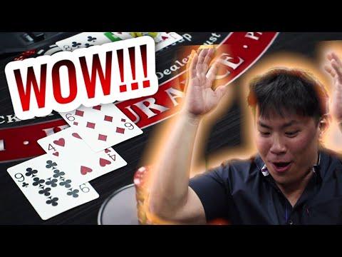 🔥 HYPED 🔥 10 Minute Blackjack Challenge - WIN BIG Or BUST #1