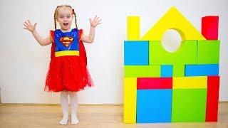Gaby y la divertida historia de cómo se convirtió en un superhéroe | Alex y Gaby