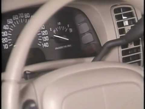 Buick Security Systems (1998) - YouTube