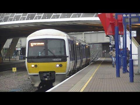 Trains at Wembley Stadium