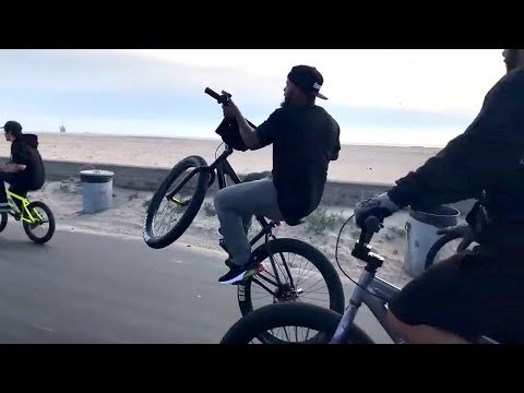 RRDBLOCKS RIDE OUT HUNTINGTON BEACH