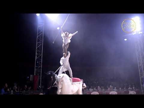 Zippos Circus  2016 Duo Borissov