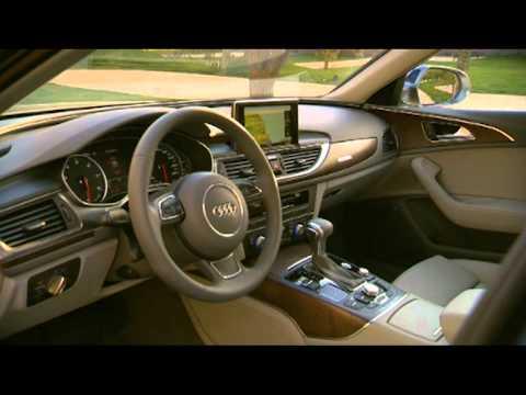 201112 Audi A6 30 TFSI quatto Beige Interior  YouTube