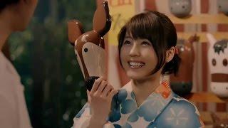【日本廣告】日本賽馬廣告又一精彩之作,今次瑛太和有村架純去夏日祭典...