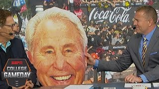 Lee Corso 'Head Gear Pick': UCF vs Cincinnati Bearcats and more | College GameDay