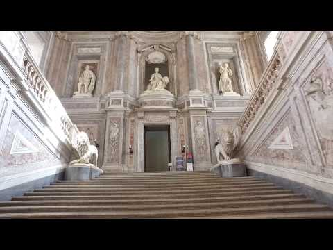 2018 Royal Palace of Caserta HD