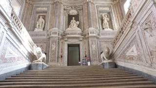 2018 Royal Palace of Caserta HD