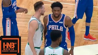 Boston Celtics vs Philadelphia Sixers 1st Qtr Highlights | 10.16.2018, NBA Season