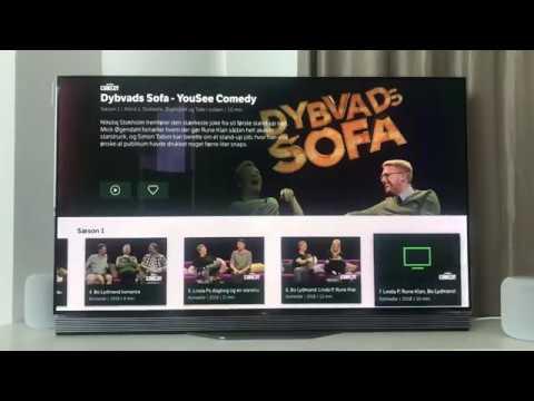 Første kig: YouSee på Apple TV