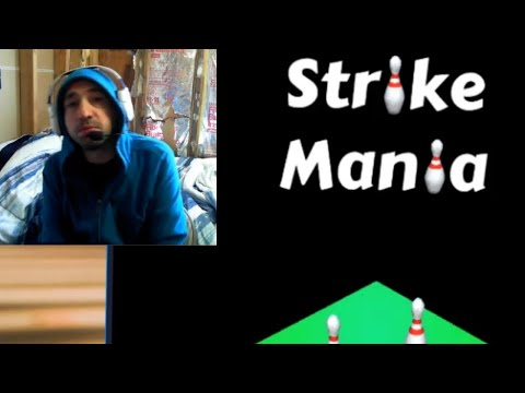 Strike Mania 🎳 By RayTron Lab | Free Mobile Arcade Bowling Game | Android Gameplay Youtube YT Video