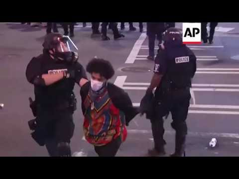Charlotte  - State of emergency after more violence | Editor's Pick | 22 Sept 16