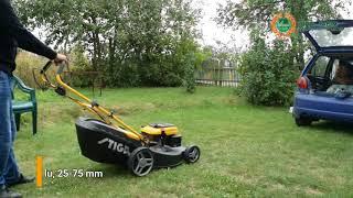 Stiga TURBO 53 L ST55 Benzinli Çim Biçme Makinası