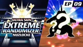 WORST TOTEM POKEMON YET!! | Pokemon Ultra Sun EXTREME Randomizer Nuzlocke Part 9