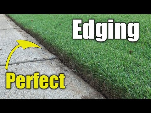 Edging Bermuda Grass