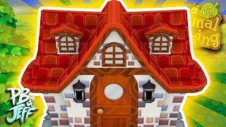 Animal Crossing: New Leaf | Level 2 Home Upgrade (Part 5)