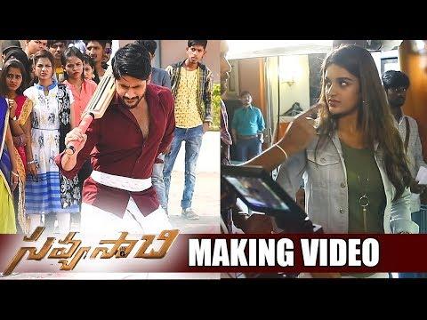 Savyasachi Movie Making FULL Video | Making Of Savyasachi |aga Chaitanya | Madhavan | Nidhhi Agerwal