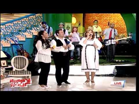 Andra, Sandel & Aurora - Ma Mandresc Ca Sunt Roman @ Happy Hour