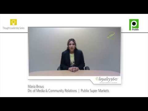 Loyalty360 Thought Leadership Series: Publix Super Markets