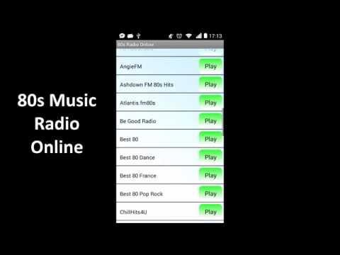 80s Music Radio Online