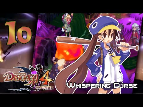 Disgaea 4+ Complete - Walkthrough - Stage 10: Whispering Curse [Ch. 2-4] |