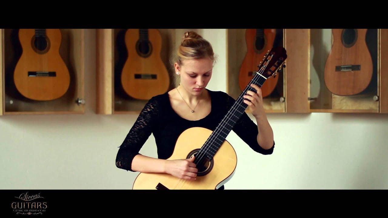 Francois Illas New Tradition: Julia Trintschuk Plays B-612 By Gloria Villanueva On A