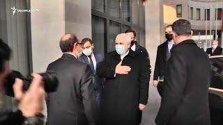 Իրանի արտգործնախարարը Երևանում է. ԱԳՆ-ում մեկնարկել է Մոհամմադ Ջավադ Զարիֆ-Արա Այվազյան հանդիպումը