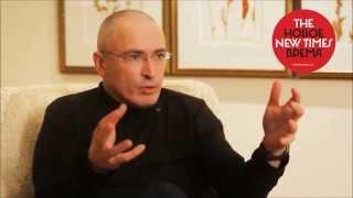 Ходорковский о национализме войне России + Кавказ