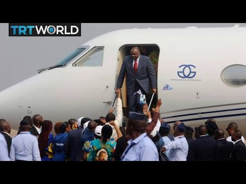 Jean-Pierre Bemba returns to the DRC