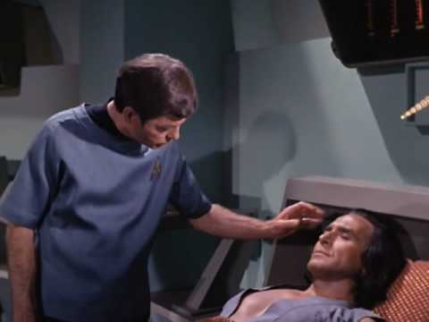 Star Trek - Either Choke Me or Cut My Throat