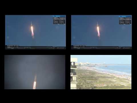 SpaceX: More Falcon Heavy proof. Edited live stream recording does not prove hoax.