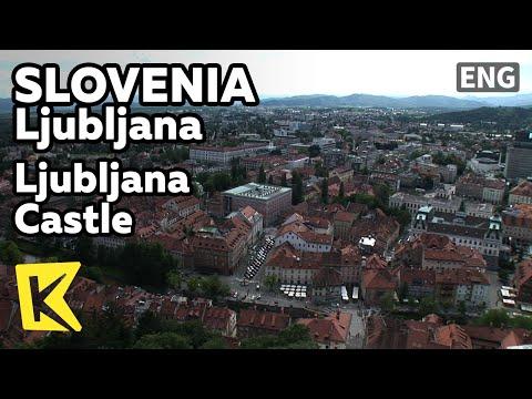 【K】Slovenia Travel-Ljubljana[슬로베니아 여행-류블랴나]류블랴나 성/Ljubljana Castle/View/Congress Square/Preseren