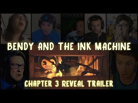 [Full-Download] Reaction To Bendy And The Ink Machine ...