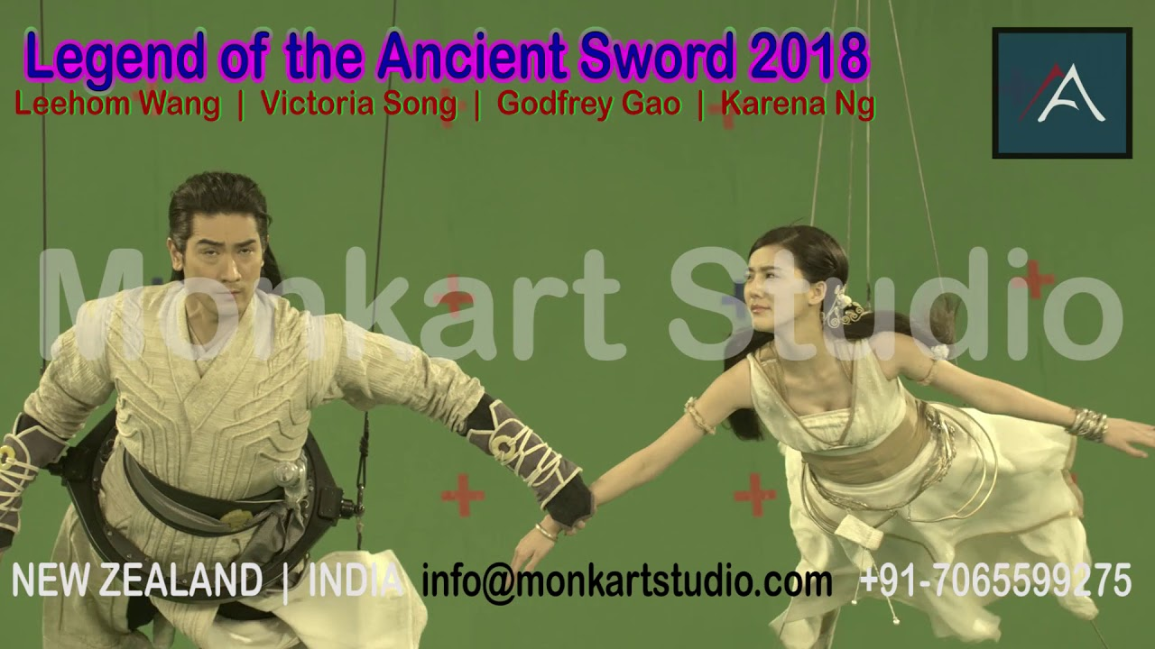 Legend Of The Ancient Sword 2018 Youtube