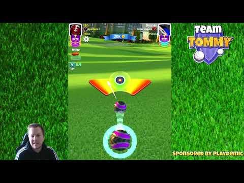 Golf Clash tips, Playthrough, Hole 1-9 - PRO - TOURNAMENT WIND! City of Lights Tournament!