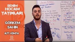 13)Görkem ŞAHİN - Mol Tane İlişkisi Soru Çözümü (YKS-AYT Kimya) 2019
