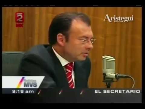 Aristegui deja en ridículo a Videgaray al preguntarle sobre la Reforma Energética | 30.05.2014