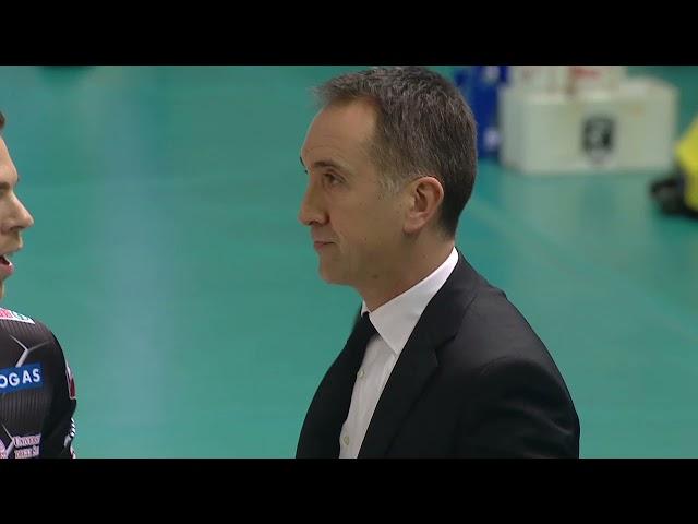 Jacopo Cuttini coach Kioene 2021/22