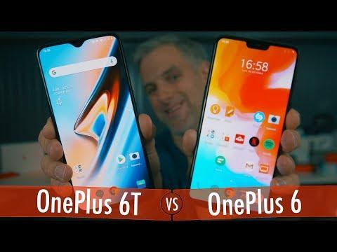 OnePlus 6T VS OnePlus6 : Quelles Différences ? Lequel Choisir ?
